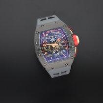 Richard Mille RM 011 Carbon 50mm Transparent