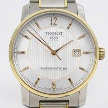 Tissot Titanium Automatic Titanium 40mm Silver