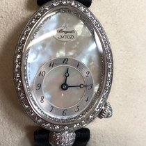 Breguet Reine de Naples White gold 33mm Mother of pearl Arabic numerals United States of America, North Carolina, Mebane