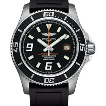 Breitling Superocean 44 new Automatic Watch with original box and original papers A1739102.BA80