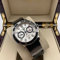 Ulysse Nardin Maxi Marine Diver new 2015 Automatic Chronograph Watch with original box and original papers 8003-102-3/916