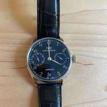 IWC IW500109 Steel Portuguese Automatic 42mm pre-owned United States of America, California, San Francisco