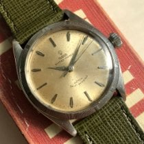 Tudor Oyster Prince Steel 34mm Silver No numerals United States of America, New York, Forest Hills