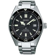 Seiko Prospex Steel 42.6mm Black