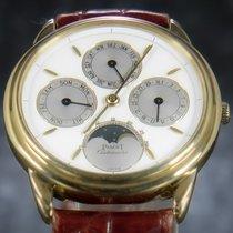 Piaget Gouverneur 15958 Dobry Żółte złoto 33.5mm Automatyczny