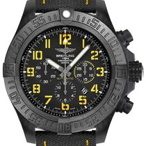 Breitling Avenger Hurricane new Automatic Chronograph Watch with original box and original papers XB01701A/BF92