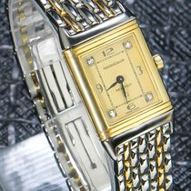 Jaeger-LeCoultre Reverso (submodel) Or/Acier 33mm Champagne Arabes