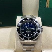 Rolex Sea-Dweller Deepsea новые 2020 Автоподзавод Часы с оригинальными документами и коробкой 126660 D-BLUE
