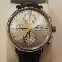 IWC Portofino Chronograph Acier 41mm Argent France, Boulogne-Billancourt
