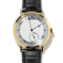 Breguet Classique Yellow gold 40mm Silver Roman numerals United States of America, Texas, Houston