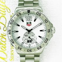 TAG Heuer Formula 1 Quartz Steel 42mmmm White No numerals United States of America, California, Pasadena