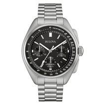 Bulova Lunar Pilot Steel 45mm Black No numerals United States of America, New York, Bellmore