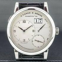A. Lange & Söhne Lange 1 Platinum Silver United States of America, Massachusetts
