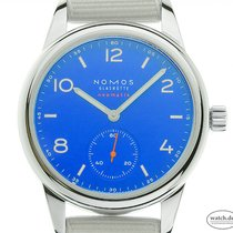 NOMOS Club Neomatik new Automatic Watch with original box and original papers 742