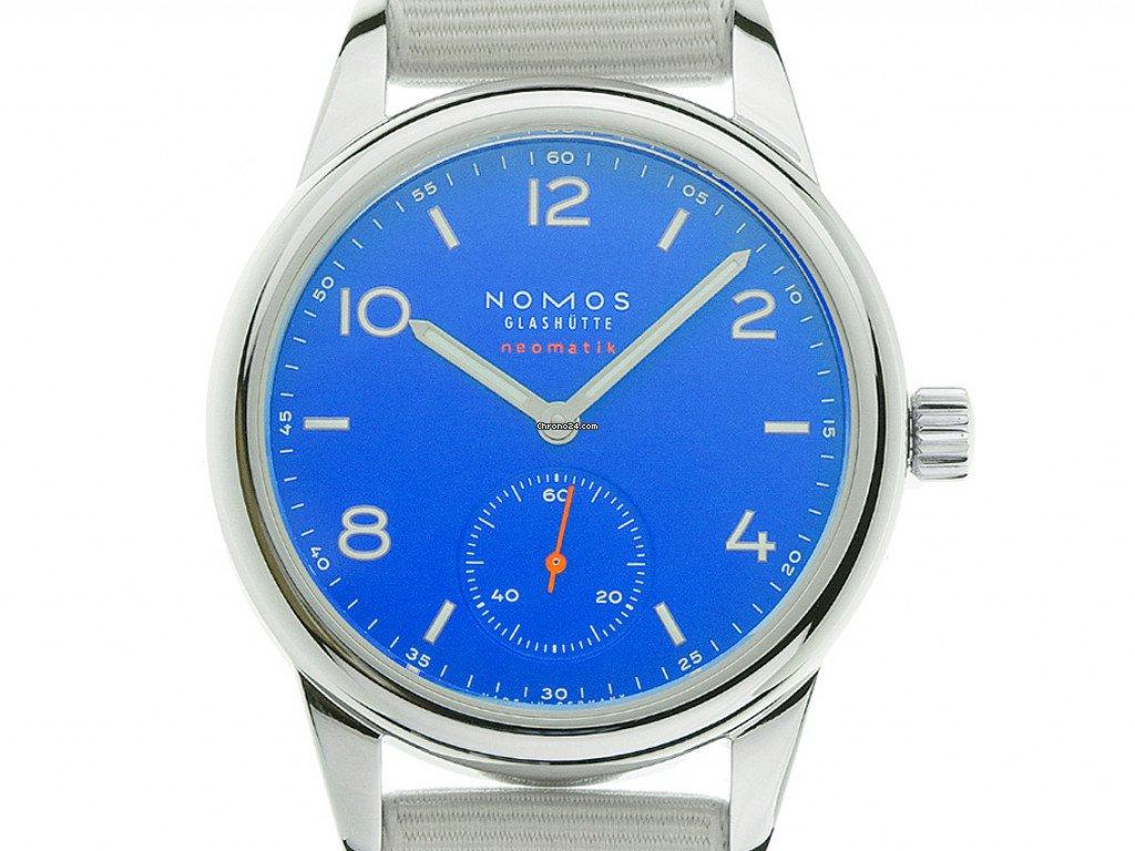 NOMOS Club Neomatik 742 novo