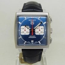 TAG Heuer Steel 38mm Automatic CW2113.FC6183 pre-owned