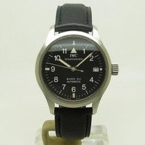 IWC Pilot Mark Stål 36mm Svart