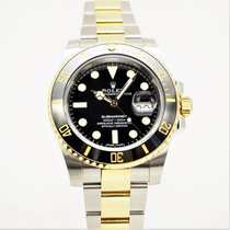 Rolex (ロレックス) サブマリーナ デイト 116613LN 非常に良い ゴールド/スチール 40mm 自動巻き 日本, 港区