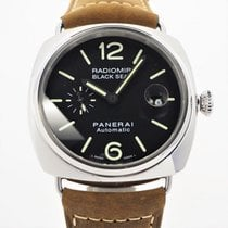 Panerai Radiomir Black Seal Steel 45mm Black