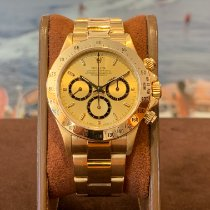 Rolex Daytona Or jaune 40mm Or Sans chiffres France, Cannes