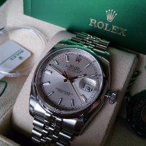 Rolex neu Automatik Stahl