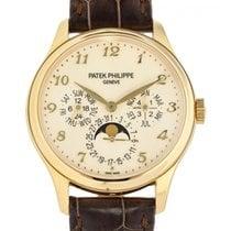 Patek Philippe 5327J-001 Yellow gold 2018 Perpetual Calendar 39mm pre-owned