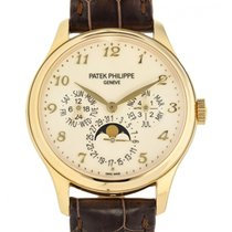 Patek Philippe Perpetual Calendar 5327J-001 Sehr gut Gelbgold 39mm Automatik Schweiz, Lugano