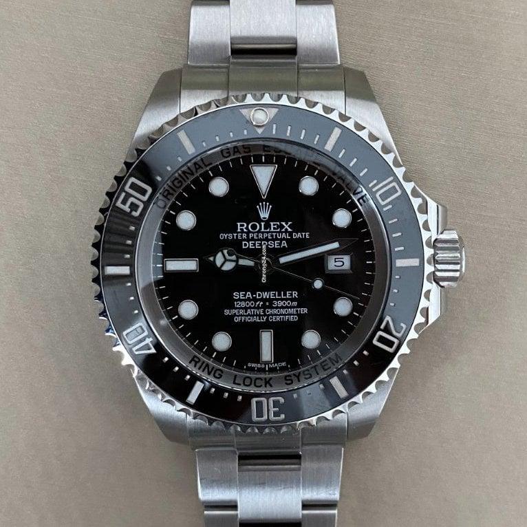 Rolex Sea-Dweller Deepsea 116660 2013 pre-owned
