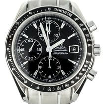 Omega Speedmaster Date Steel 39mm Black United States of America, Illinois, BUFFALO GROVE