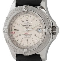 Breitling Colt Automatic Steel 41mm Silver