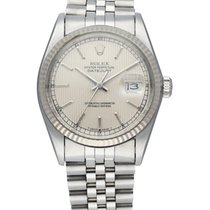 Rolex Datejust Steel 36mm Silver United States of America, New York