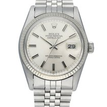 Rolex Datejust Steel 36mm Silver United States of America, New York, New York