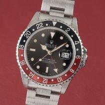 Rolex GMT-Master Ocel 40mm Černá