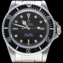 Tudor 7928 Staal Submariner 40mm tweedehands