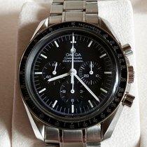 Omega Speedmaster Professional Moonwatch Stahl 40mm Schweiz, Lachen