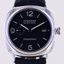 Panerai Radiomir Black Seal 3 Days Automatic Acier 45mm Noir Arabes