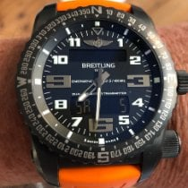Breitling Emergency Titane 51mm Noir