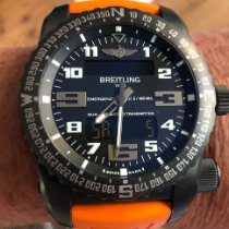 Breitling Emergency Титан 51mm Черный