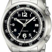 Hamilton Khaki Pilot Pioneer Steel United States of America, New York