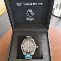 TAG Heuer Aquaracer 300M Stahl 43mm Schwarz Schweiz, Cugy