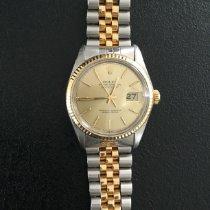Rolex 16013 Or/Acier 1976 Datejust 36mm occasion France, Mours-Saint-Eusèbe