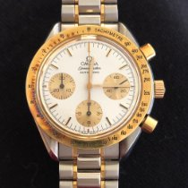 Omega Speedmaster Reduced Acero y oro 39mm Blanco Sin cifras España, Madrid