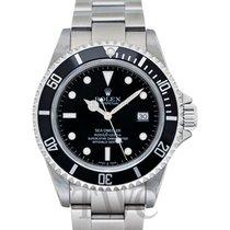 Rolex Negro usados Sea-Dweller 4000
