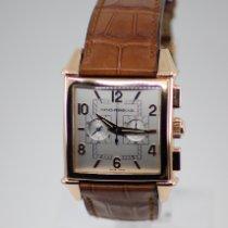 Girard Perregaux Vintage 1945 Oro rosa 32mm Plata Arábigos