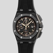 Audemars Piguet Royal Oak Offshore Chronograph Ceramic 44mm Black United States of America, New York