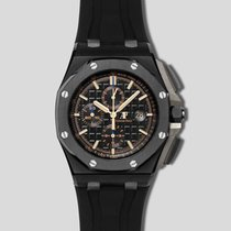 Audemars Piguet Royal Oak Offshore Chronograph Ceramica 44mm Negru