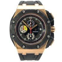 Audemars Piguet 26290RO.OO.A001VE.01 Roségold 2010 Royal Oak Offshore Grand Prix 44mm gebraucht Deutschland, Bietigheim-Bissingen