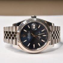 Rolex 126334 Or/Acier 2018 Datejust 41mm occasion