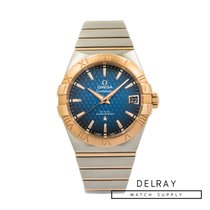 Omega Constellation Men Gold/Steel 38mm United States of America, Florida, Hallandale Beach