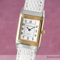 Jaeger-LeCoultre 260.5.08 Gold/Steel 2000 Reverso Lady 20mm pre-owned